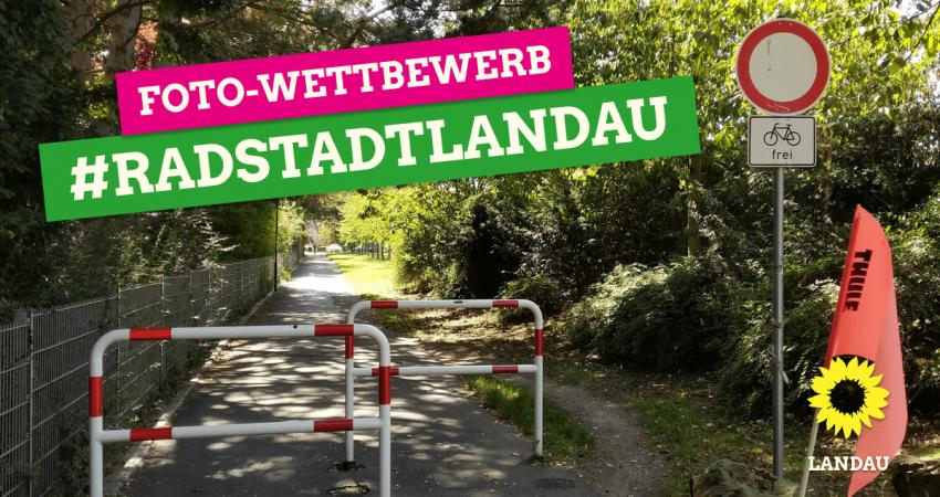 Fotowettbewerb #RadstadtLandau