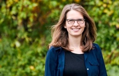 Lea Heidbreder, Direktkandidatin im Wahlkreis 50